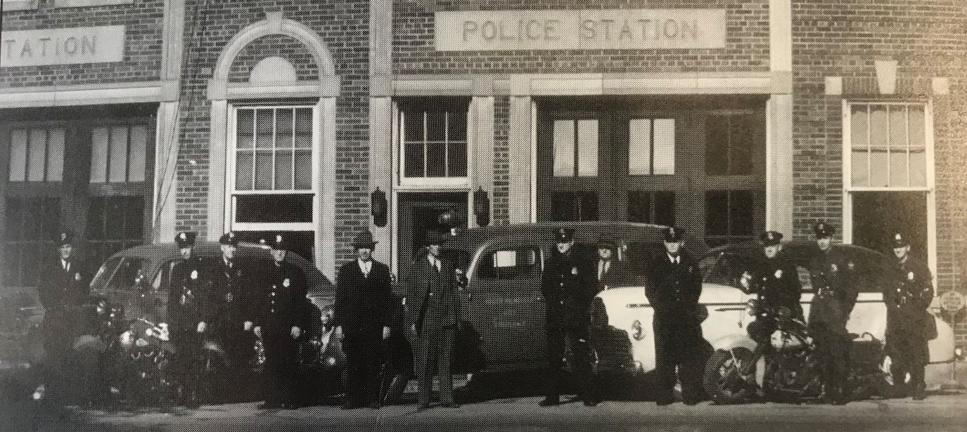 Police Force in 1946