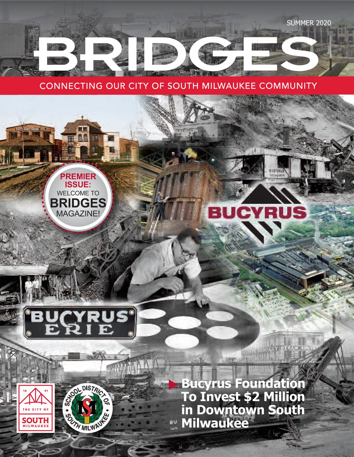 Bridges Magazine Cover Summer 2020